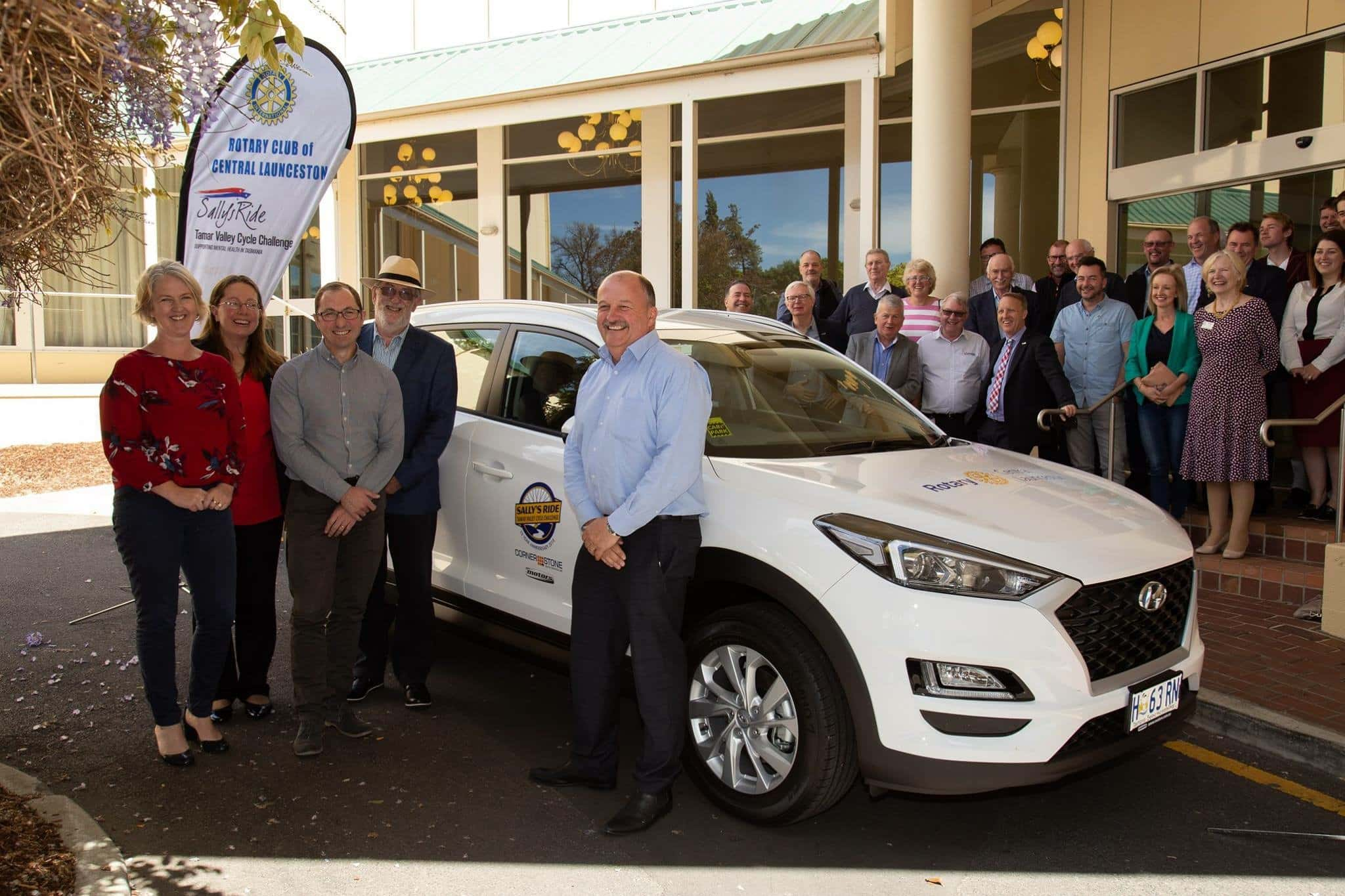 Car Donated to Cornerstone Youth Services